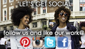 FOLLOW & LIKE US!