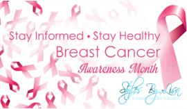October is Breast Health Awareness Month