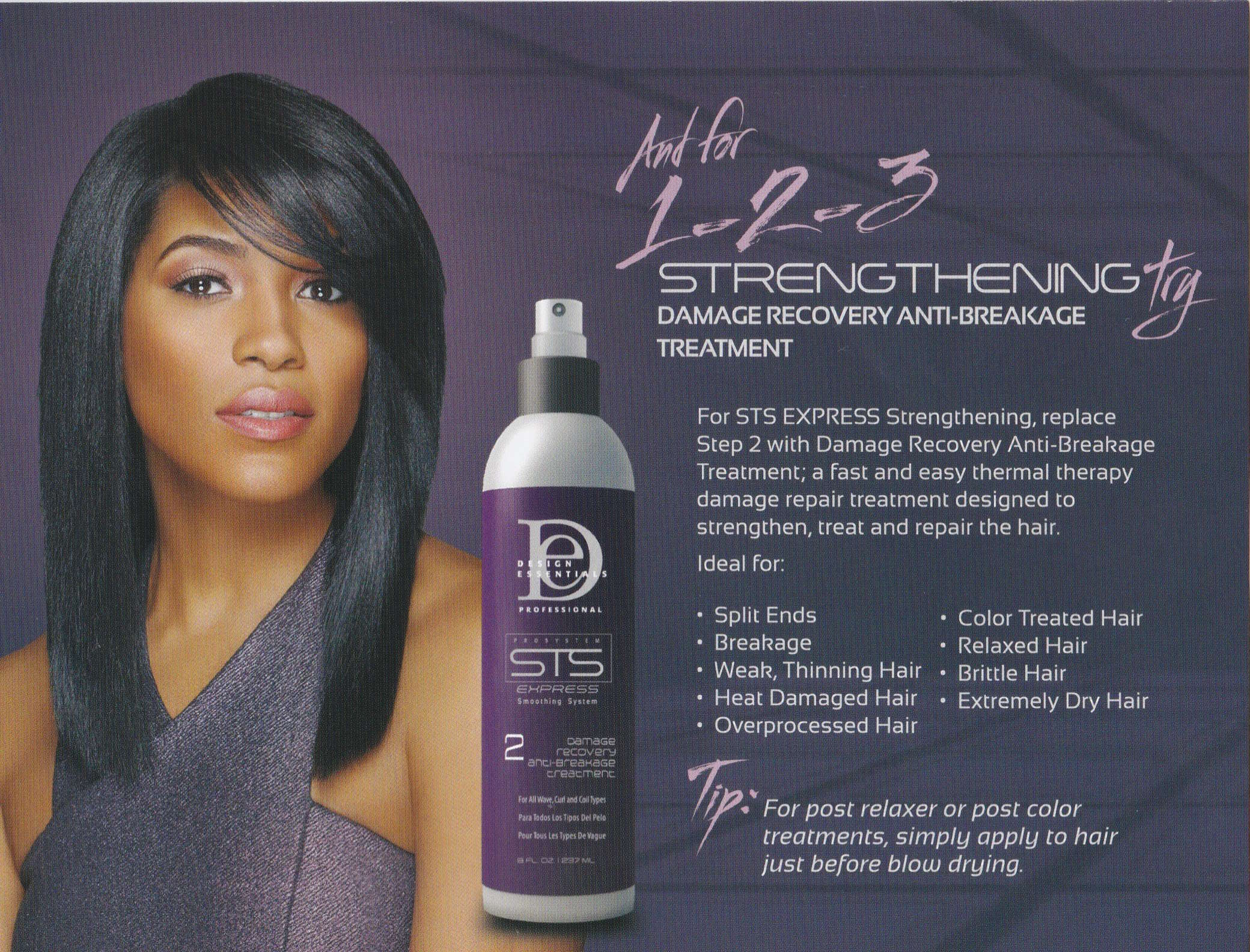 Styles By Lisa Presents Design Essentials Strengthening Therapy System Styles By Lisa