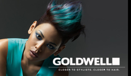 WE ARE A GOLDWELL SALON