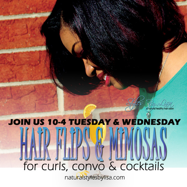 Hair Flips